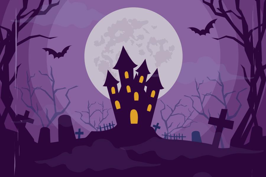 1 de noviembre, Fiesta de Halloween en Instalaciones Deportivas