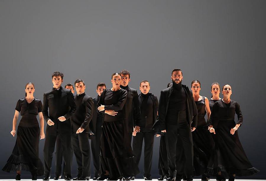 Oferta para socios – Espectáculo 'FlamencoLorquiano'