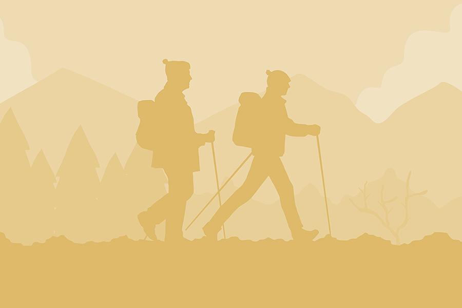 1 de diciembre, ruta de senderismo 'Molinos del Tinto'