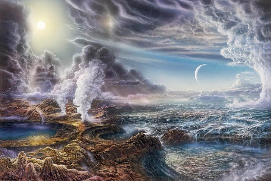 17 de enero, conferencia 'La Tierra primitiva y el origen de la vida'