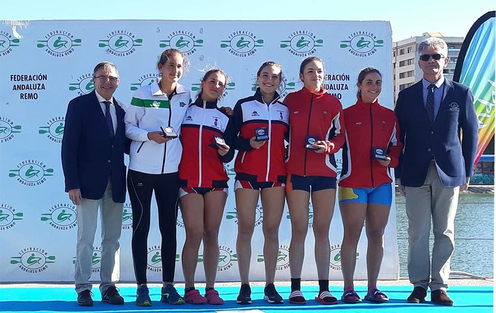 Excelentes resultados en la segunda regata de  XXII Copa de Andalucía