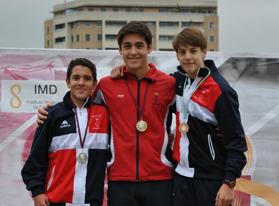 Segunda posición del Real Círculo de Labradores en la I Jornada de los Juegos Municipales de Piragüismo del IMD Sevilla