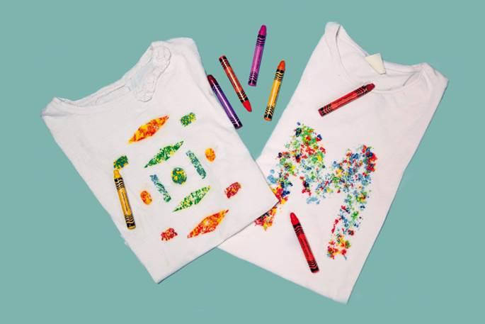 9 de febrero, Taller de diseño de camisetas en Instalaciones Deportivas