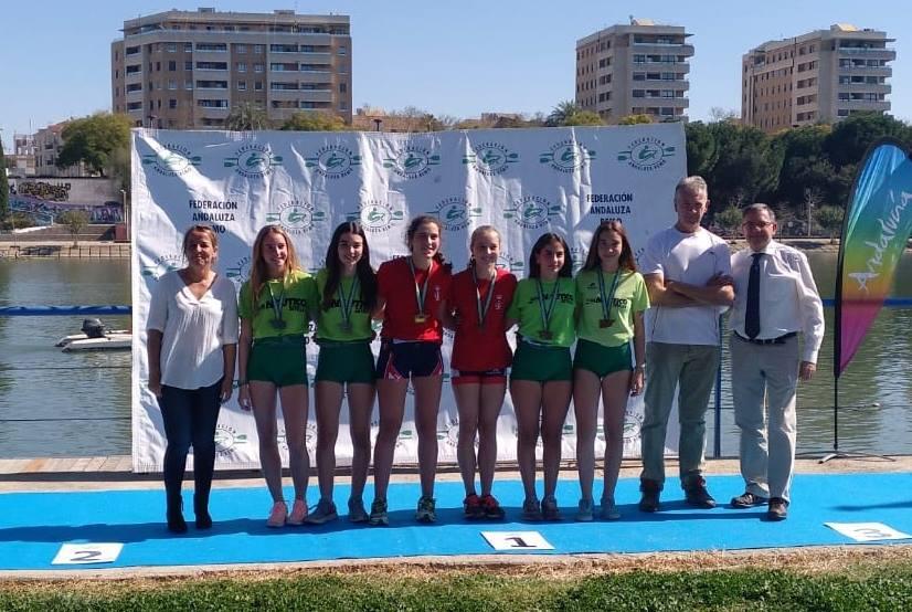 El Real Círculo de Labradores, Subcampeón de Andalucía de botes cortos