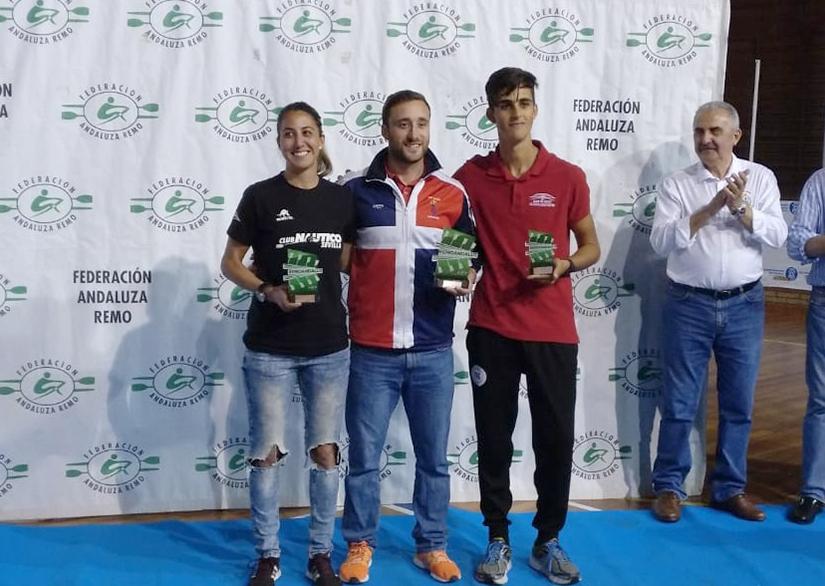El Real Círculo de Labradores, Campeón de Andalucía 2019 de Remoergómetro