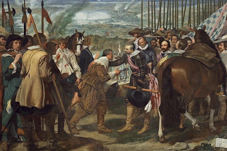 15 de marzo, conferencia 'Los valores de las Reales Ordenanzas a través de la pintura del Museo Nacional del Prado'