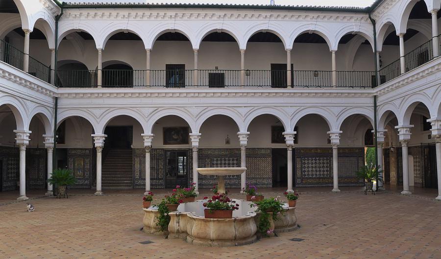 13 de marzo, visita externa al Convento de Santa Paula