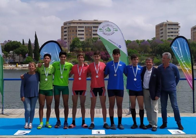 Segundo puesto Del Real Círculo de Labradores en la tercera regata de la XII Copa Andaluza
