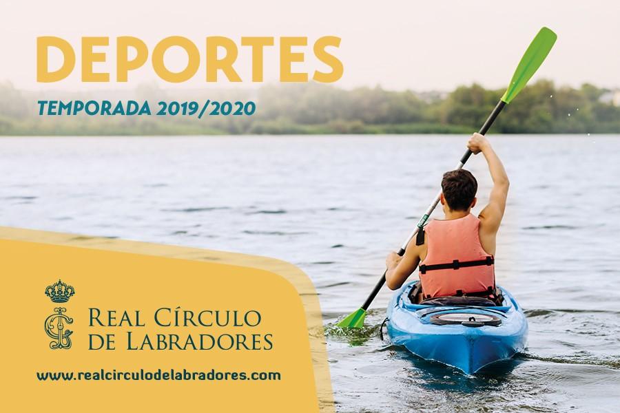 Temporada Deportiva 2019/20 del Real Círculo de Labradores