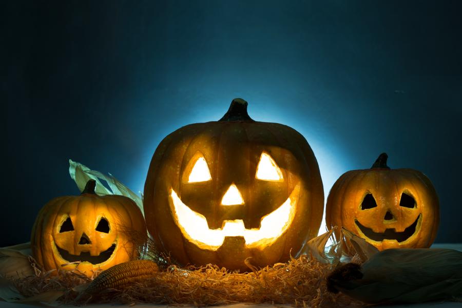 31 de octubre, Fiesta de Halloween en Instalaciones Deportivas